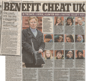 Benefit Cheat UK