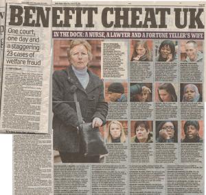 Benefit Cheat UK