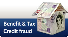 Benefit Fraud & Tax Credit Fraud Lawyers