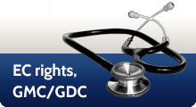 EC Rights GMC & GDC Registration Help